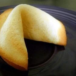 Fortune Cookies I Recipe