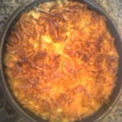 Hurricane's Chicken Casserole Recipe