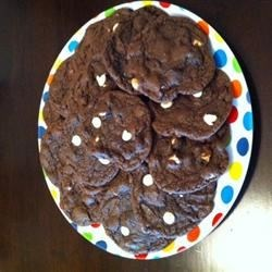 Photo of Chewy Chocolate Cookies by Mary Fravel