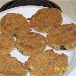 Baked Fried Eggplant Recipe