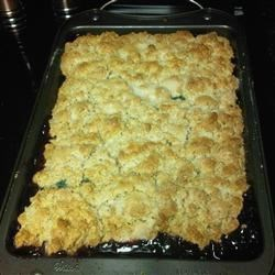 Kentucky Blackberry Cobbler Recipe
