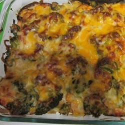 Silver's Savory Chicken and Broccoli Casserole Recipe