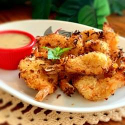 air fryer coconut shrimp printer friendly