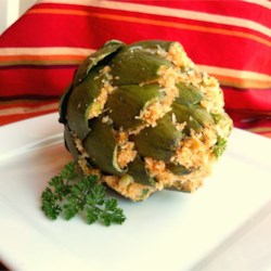 New Orleans Stuffed Artichokes Recipe