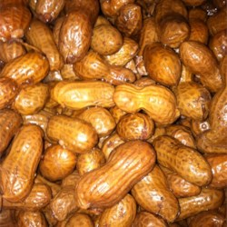 Garlic and Onion Boiled Peanuts Recipe
