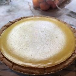 Durian Puree Cheesecake