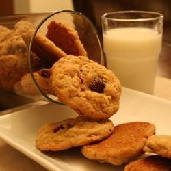 Photo of Raisin Bran Chewies Cookies by Ione  Perkins