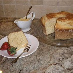 Golden Cake Batter Bread Recipe