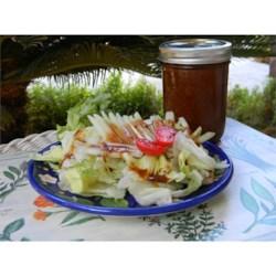 Photo of Tasteful Tahini Salad Dressing by Mishugana