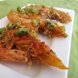 Photo of Salt-and-Pepper Shrimp (Tom Rang Muoi) by Home Skillet