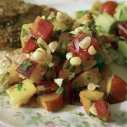 Jersey Summer Salsa Recipe