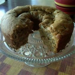 Fresh Pear Cake Recipe