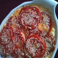 Photo of Zucchini-Feta Casserole by MBauer