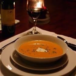 Photo of Red Pepper Soup by Judi