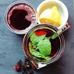 Hibiscus Mint Tea