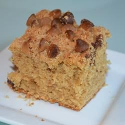 Photo of Peanut Crunch Cake by Rose