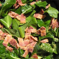 Southern Style Holiday Greens
