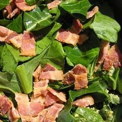 Southern Style Holiday Greens Recipe