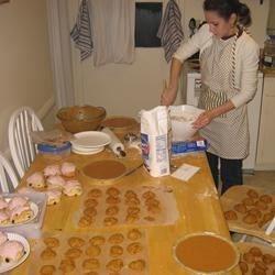 Bake Sale Preparation