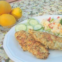 Parmesan Lemon Chicken Recipe