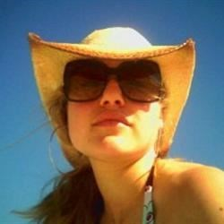 Me on the beach in California