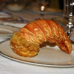Deep Fried Lobster