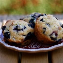 Blueberry Muffins II Recipe
