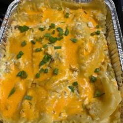 Pollo Tocino Lasagna: aka My husbands favorite Jalapeno Bacon Chicken Lasagna Recipe