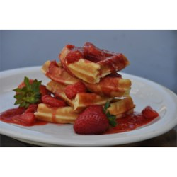 Supreme Strawberry Topping Recipe