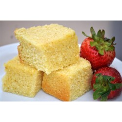 Grandmother's Buttermilk Cornbread Recipe