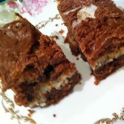 Rocky Road Fudge Bars Recipe