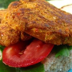 Garbanzo Bean Burgers Recipe