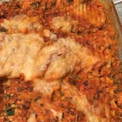 Lighter Lasagna