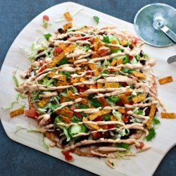 taco salad pizza printer friendly