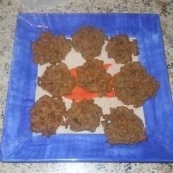 Italian Vegetarian Patties Recipe