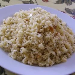 Couscous Feta Salad Recipe
