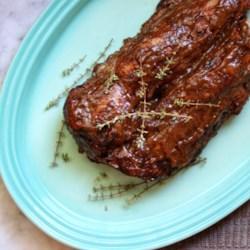 Slow-Cooked Pork Tenderloin
