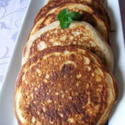 Tasty Buckwheat Pancakes Recipe