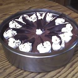 Chocolate Cappuccino Cheesecake 2