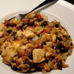 Photo of Chicken and Black Bean Casserole by KATERS0404