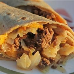 Runza Burritos International Recipe