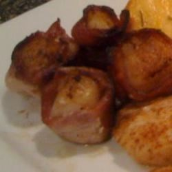 Scallop Blankets Appetizer Recipe
