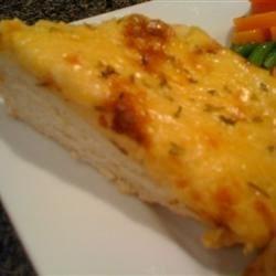 Photo of Warm 'n Toasty Cheddar Bread by Hidden Valley® Ranch
