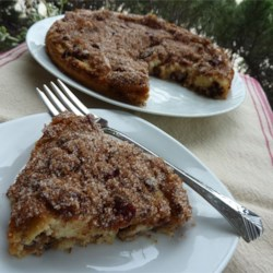 Country Morning Cake Recipe
