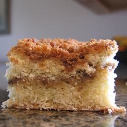 Shari's Streusel Coffee Cake Recipe