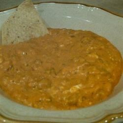 Jeff's Chili Con Queso