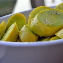 Photo of Garlic Roasted Summer Squash  by Sabbath Jackson