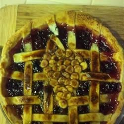 Concord Grape Pie III Recipe