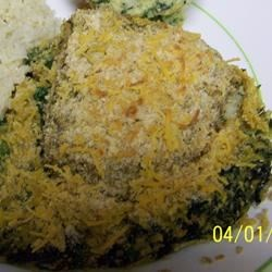Image of Aunt Carol's Spinach And Fish Bake, AllRecipes