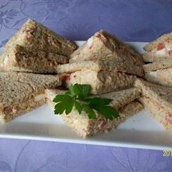 tuna egg sandwich photos